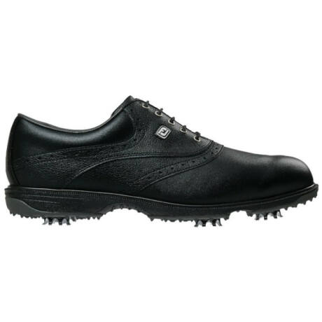 FootJoy HydroLite Black Golf Shoes 40.5 Wide