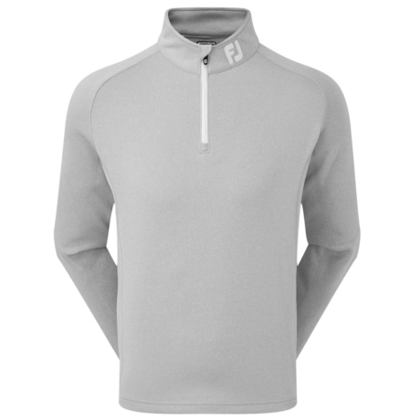 FootJoy Chill-Out Pullover Heather Grey