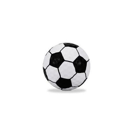 Futball Fehér Golf Labda (3db)