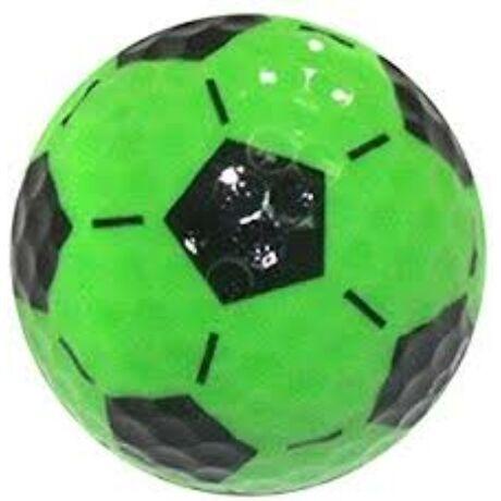 Futball Zöld Golf Labda (3db)