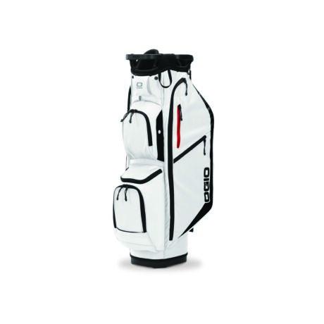 Ogio Fuse 314 Cart Bag White