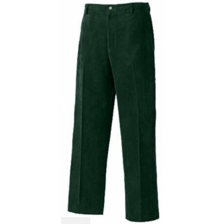 Footjoy Mens Performance Corduroy Classic Golf Trouser - green