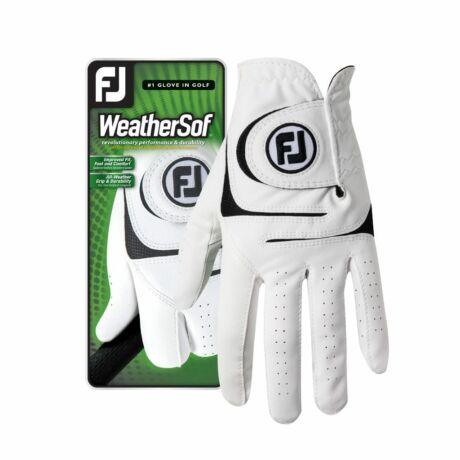 FootJoy WeatherSof műbőr férfi golf kesztyű