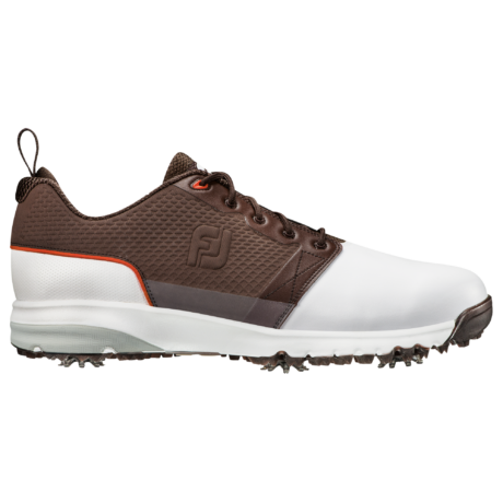 FootJoy Contour Fit Brown Golf Shoes 39