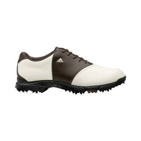 Adidas Golflite 3Z Waterproof Brown golf shoes