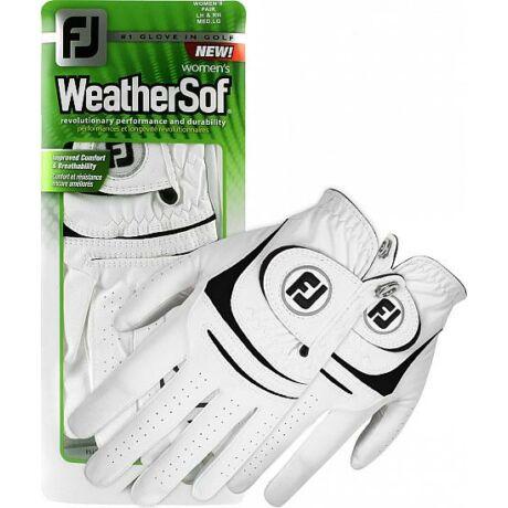FootJoy WeatherSof 1 pair golf kesztyű