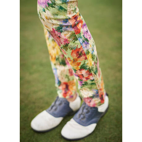 Alberto Florentyne női mintás nadrág
