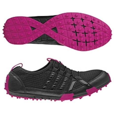 Adidas Climacool Ballerina Spikeless golf shoes