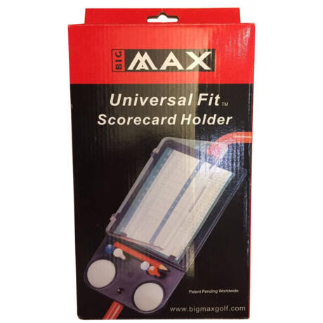 MAX Universal Fit Scorecard Holder
