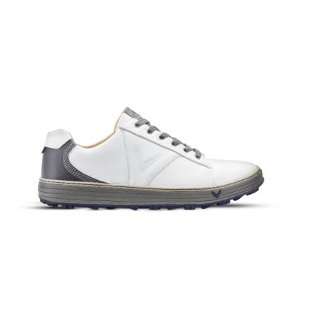 Callaway Delmar Retro Golf Shoes white