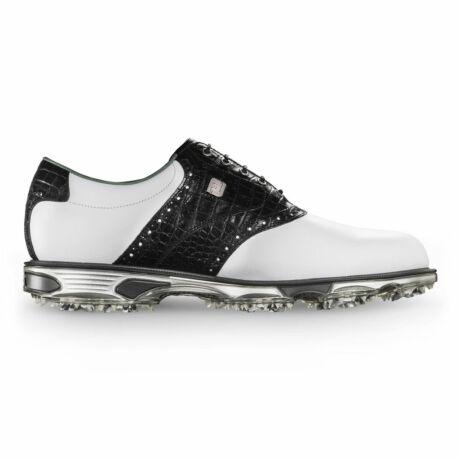 FootJoy DryJoys Tour black/white golf shoes
