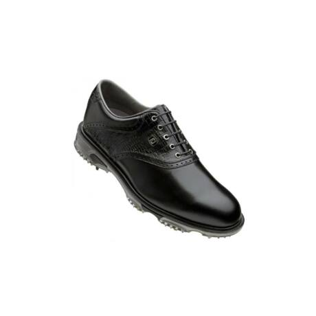 FootJoy DryJoys Tour Waterproof Soft Leather golf shoes WIDE