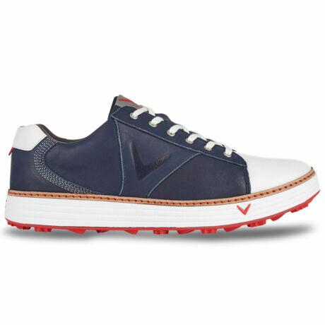 Callaway Delmar Retro Golf Shoes blue