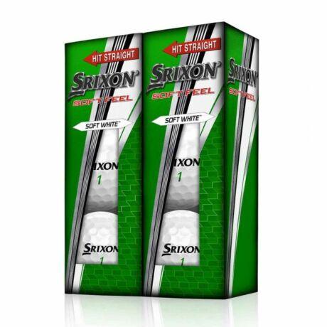 Srixon Soft Feel 11 PERFORMANCE PACK (6) Labda